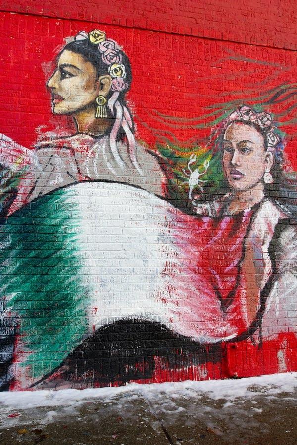 Minneapolis mural
