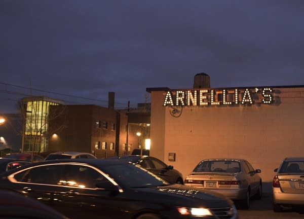 Arnellia's Bar and Restaurant on University Ave. W in St. Paul.