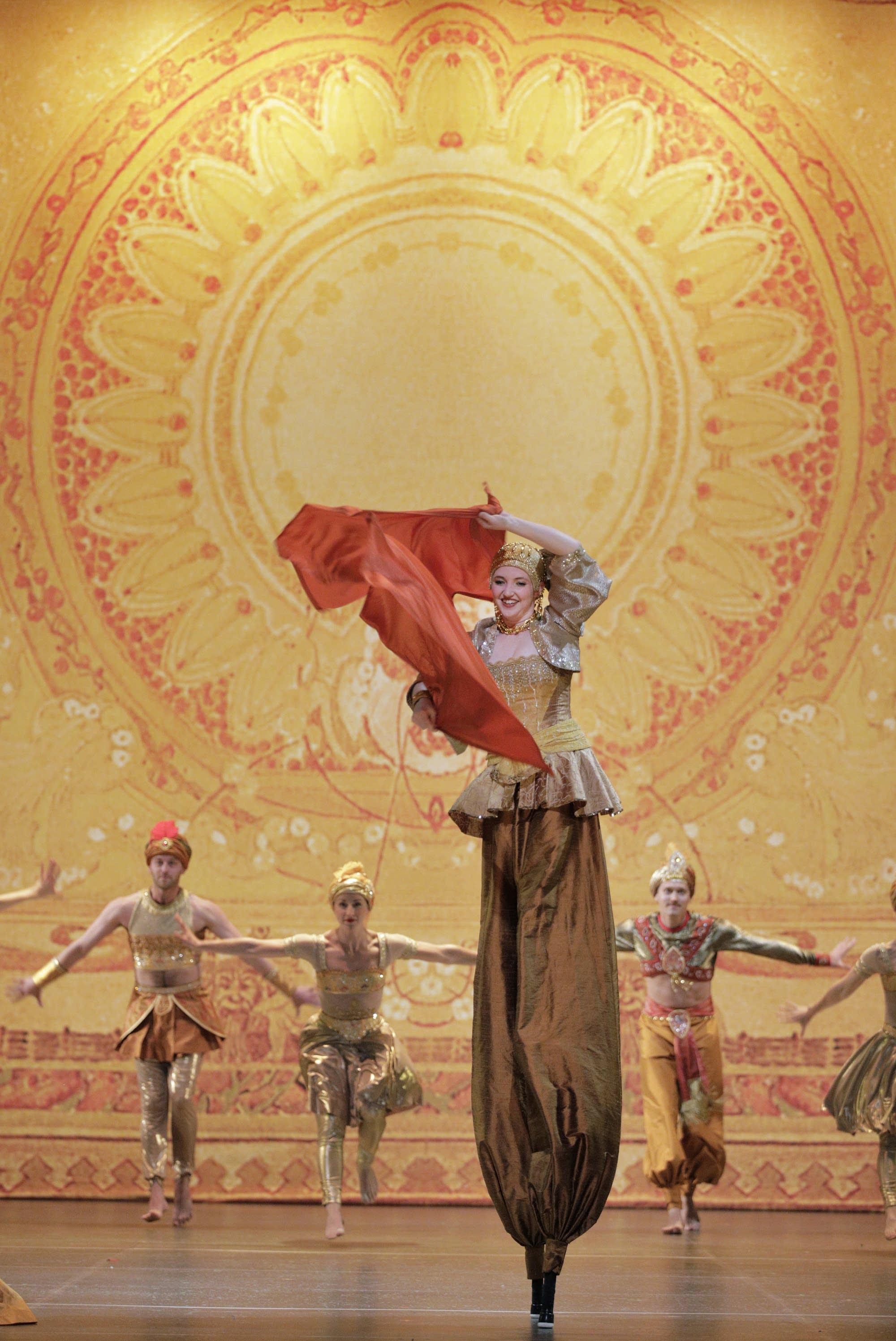 Minnesota Opera: Thais
