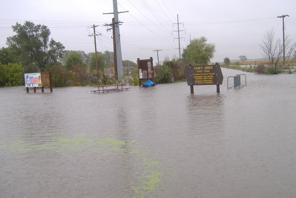 Pipestone flooding