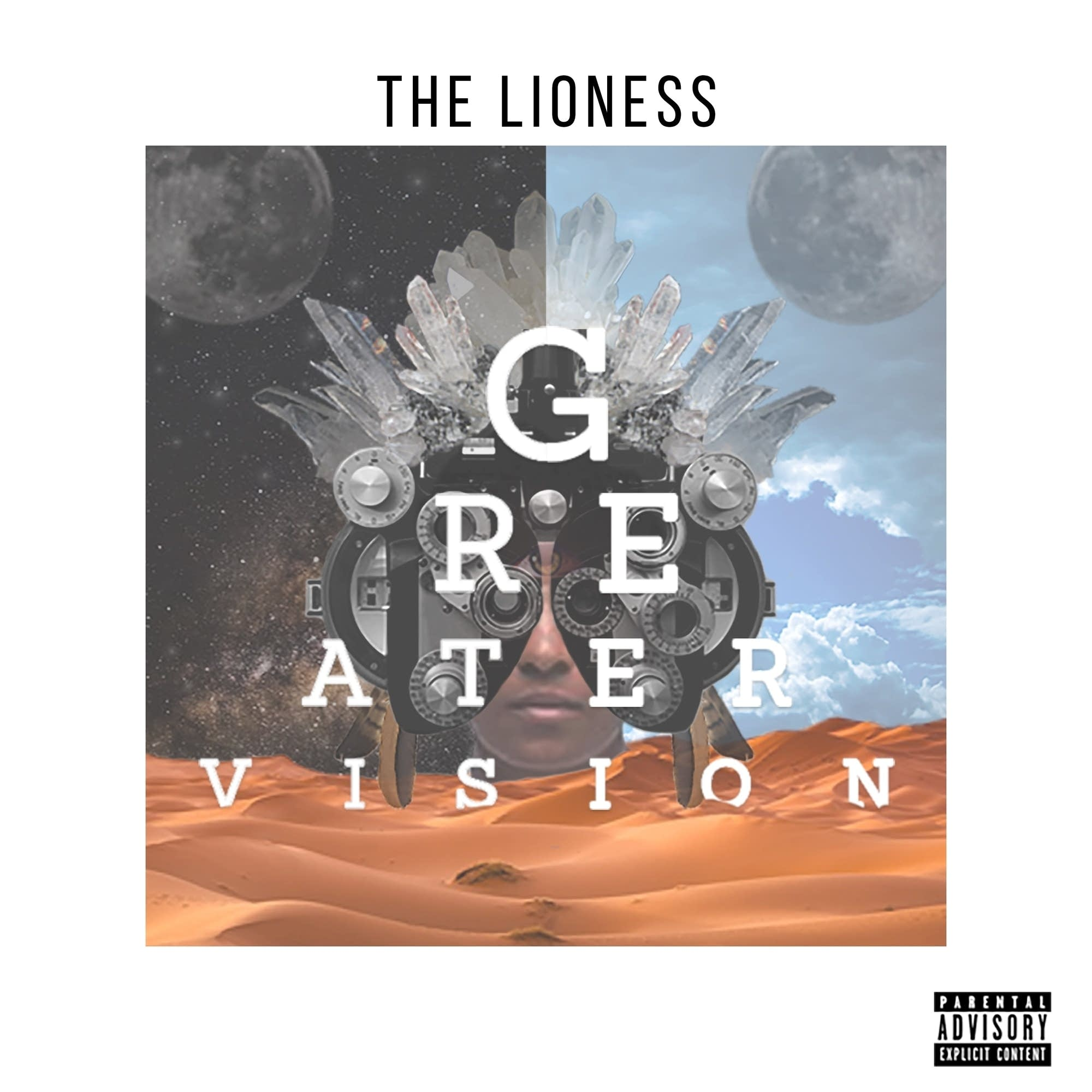 The Lioness - Greater Vision