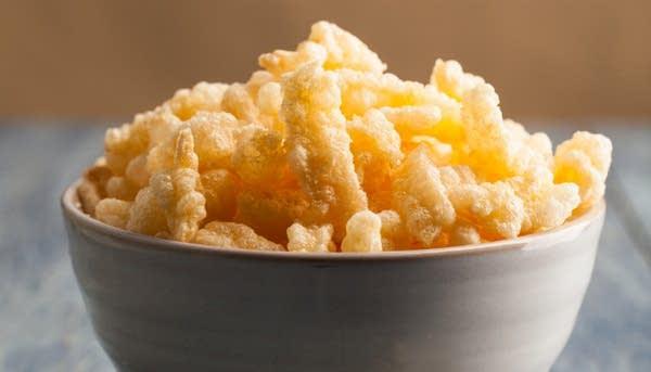 Crunch Cheese Puffs