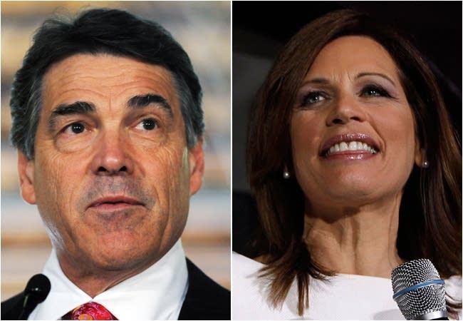 Perry, Bachmann