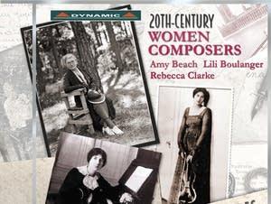Amy Beach - Piano Trio: III. Allegro Con Brio