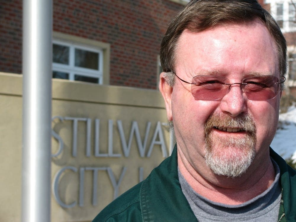 Stillwater City Administrator Larry Hansen