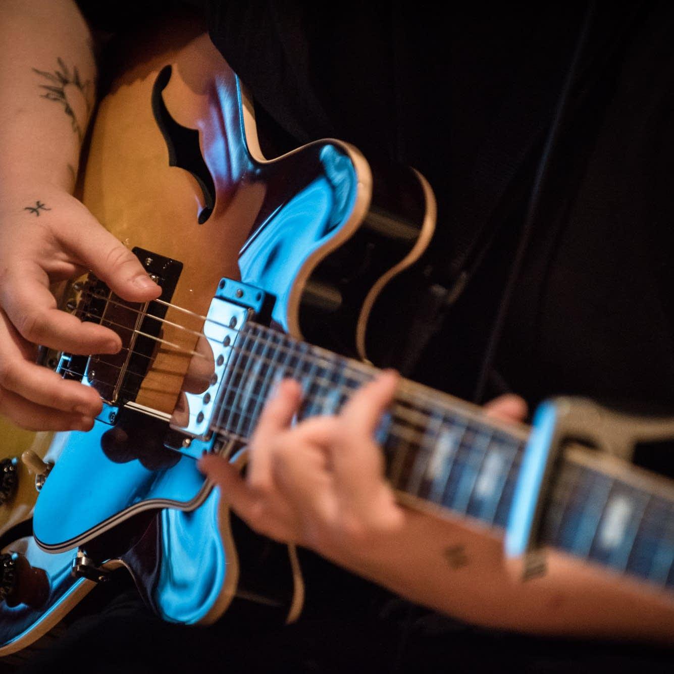 Bridie Monds-Watson's Gibson ES-339 guitar