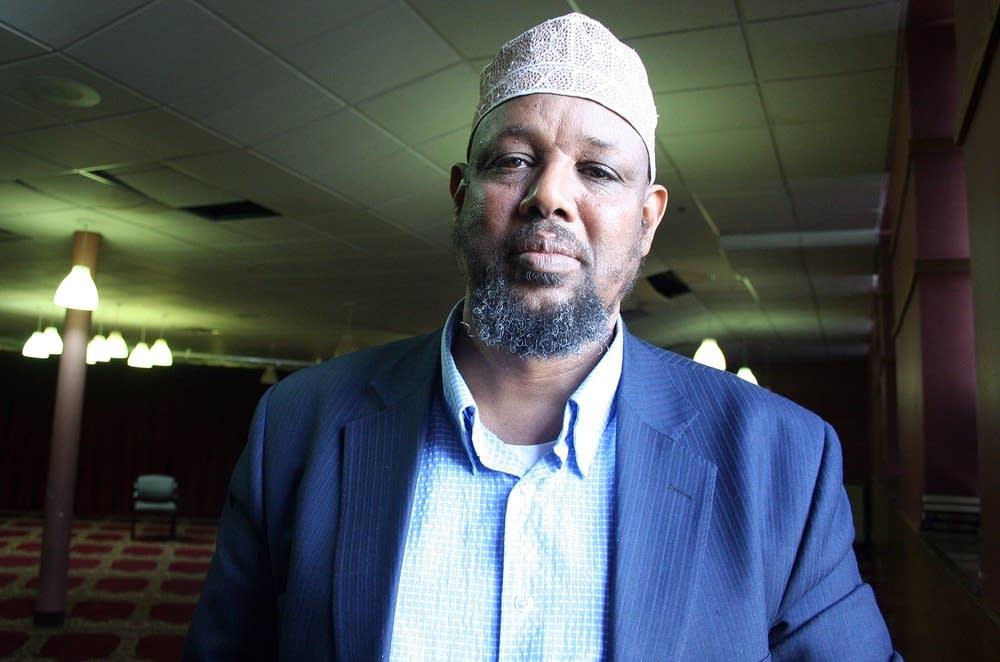 Sheikh Abdirahman Ahmad