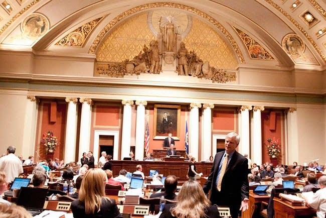 House debate