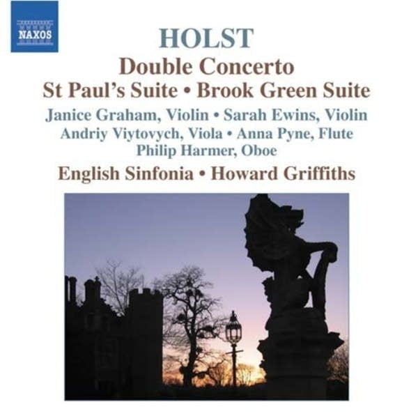 Gustav Holst - St. Paul's Suite: The Dargason