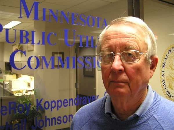 Ken Wolfe,  Minnesota PUC