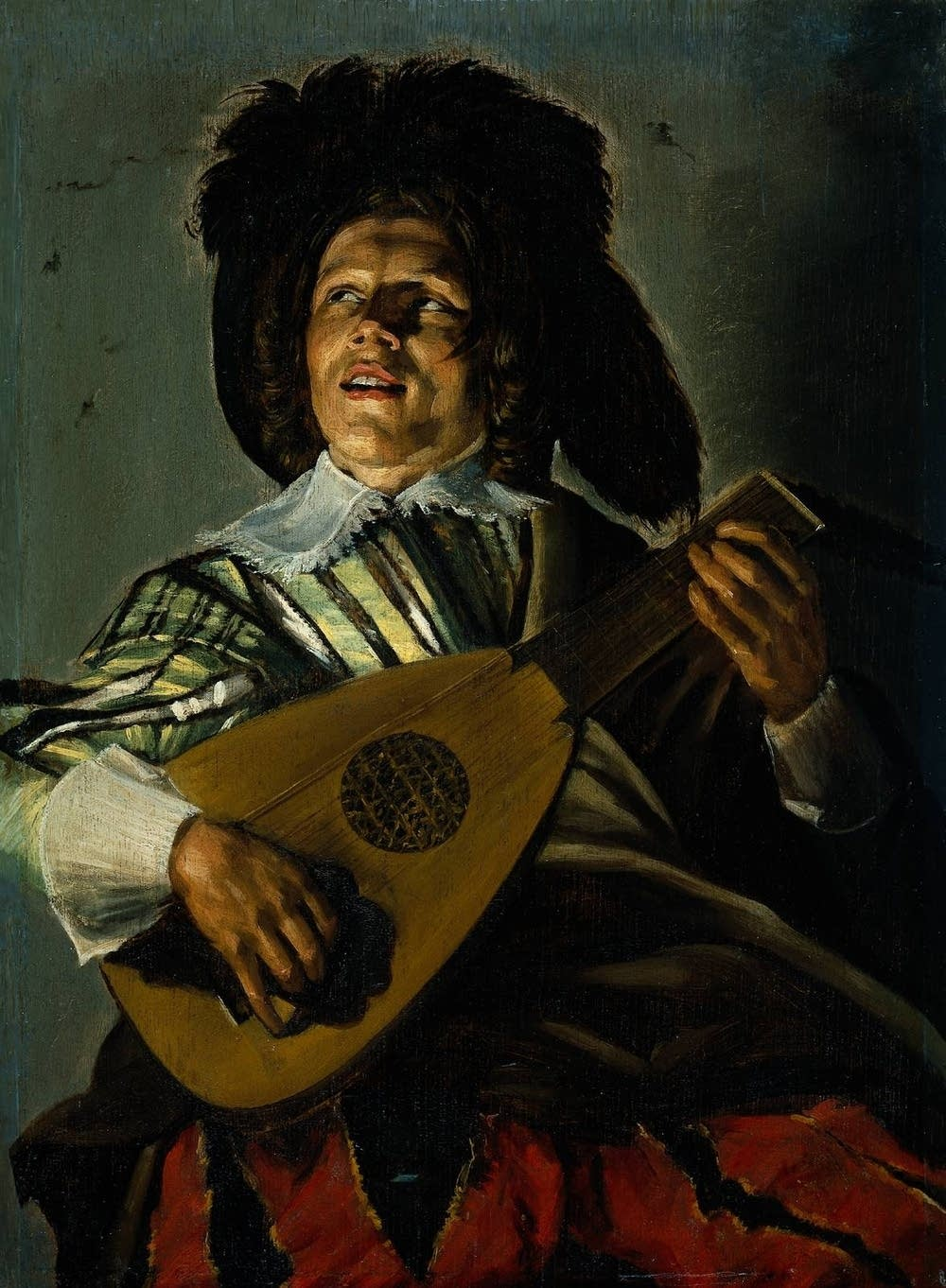 judith leyster the serenade