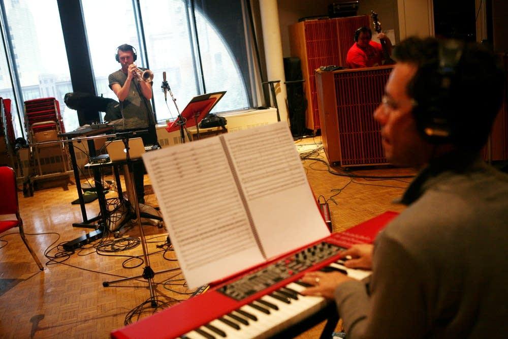 Jazz in studio