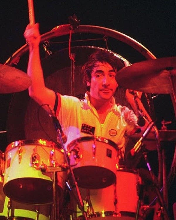 Keith Moon in 1975