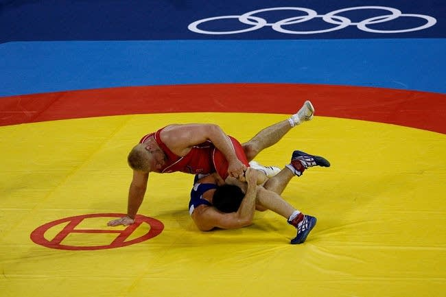 Olympics Day 13 - Wrestling
