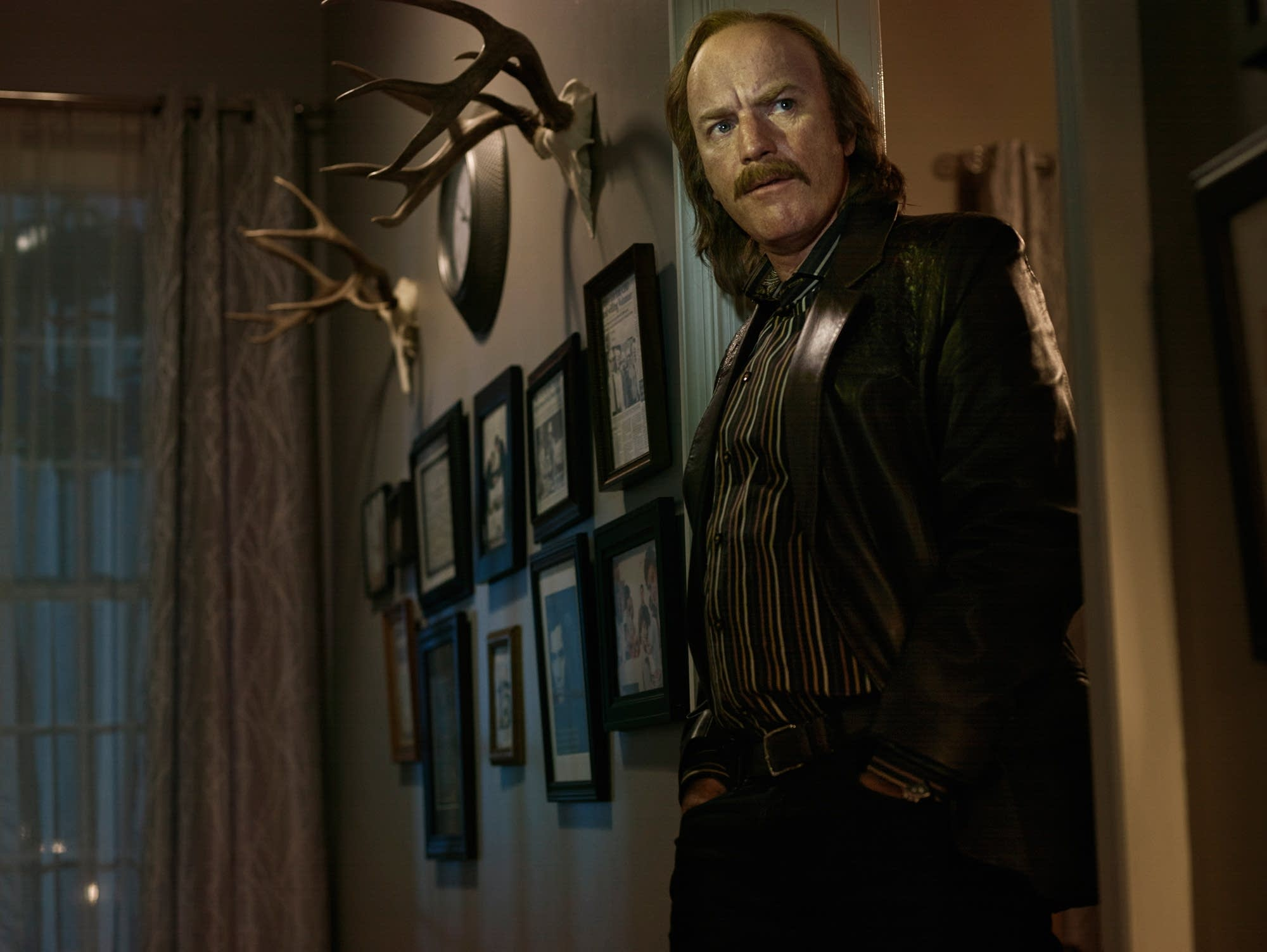 Ewan McGregor as Ray Stussy on 'Fargo'