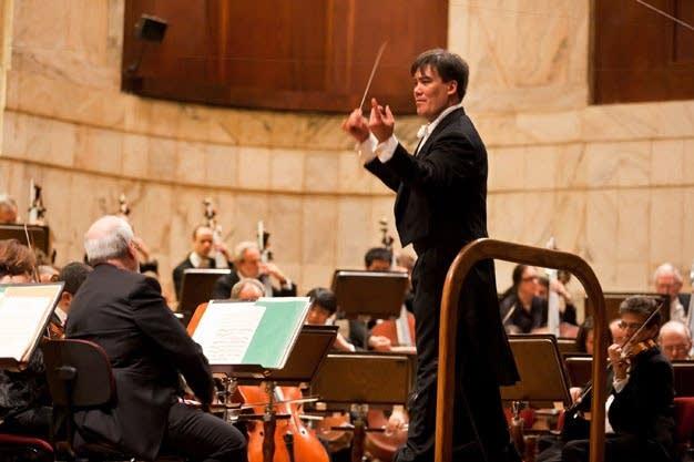conductor alan gilbert
