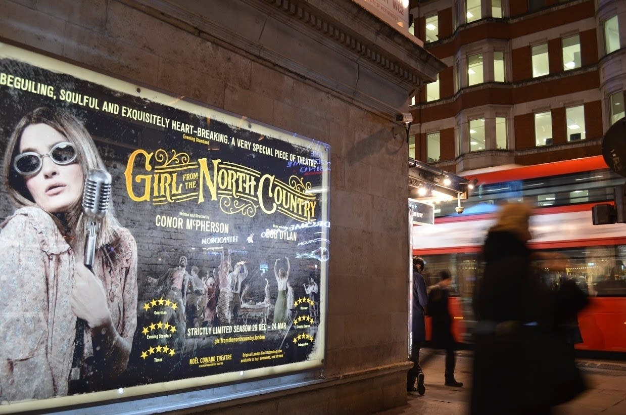 'Girl from the North Country' at Noel Coward Theatre, London