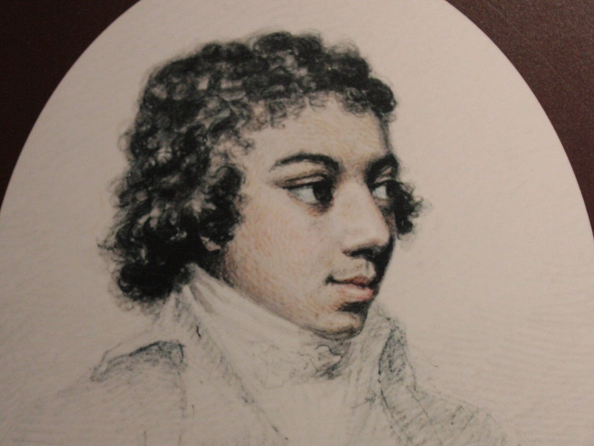 Portrait of George Augustus Hightower, c. 1790