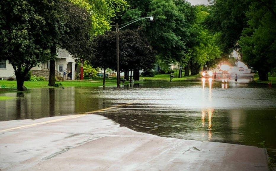 Massive rainfall totals are the new normal