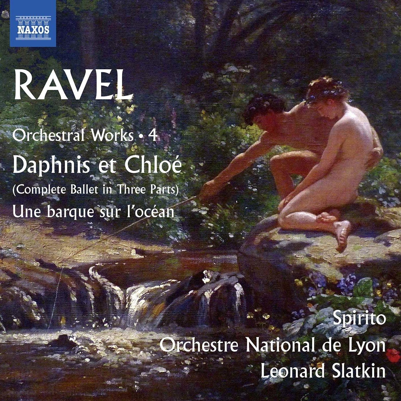 Maurice Ravel - Miroirs: Une barque sur l'ocean