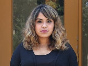 Eliana Sanchez Marban, 25, of Minneapolis, came to the U.S. when she was 7.