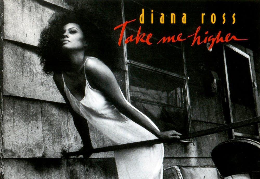Diana Ross, 'Take Me Higher'