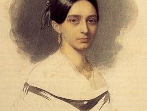 Clara Schumann (nee Wieck)