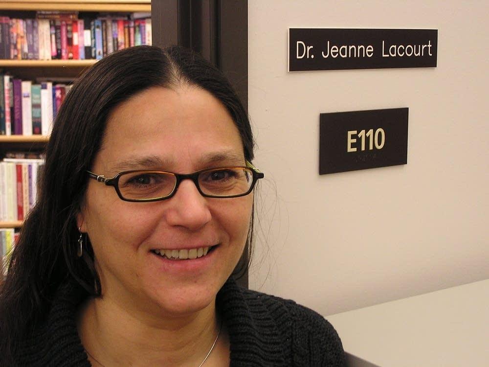 Jeanne Lacourt