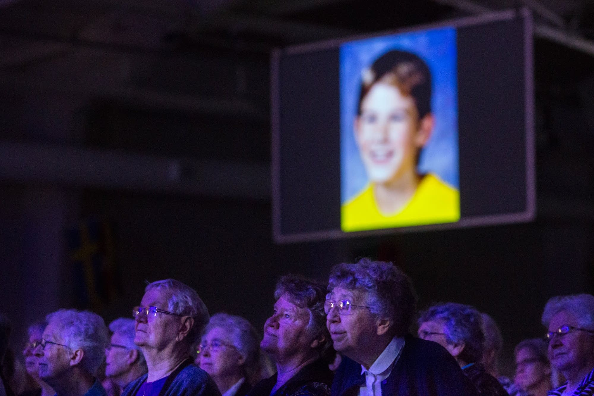 Memorial service for Jacob Wetterling