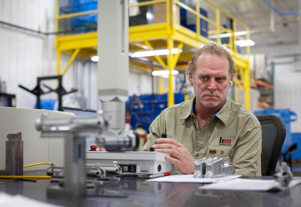 Manufacturing worker shortage