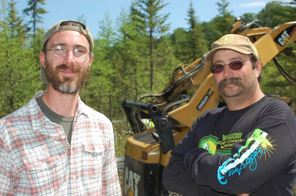 U.S. Forest Service researchers