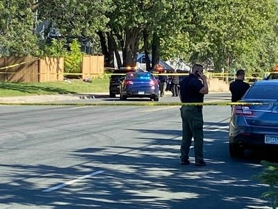 Man dies after squad hits him, deputy said to be responding to suspect's shooting through windshield