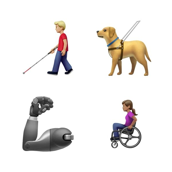 Both Apple and Google are rolling out dozens of new emojis