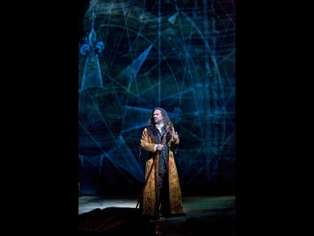 David Daniels as Prospero