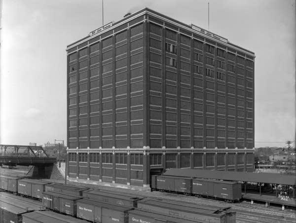 Minneapolis Ford plant
