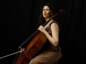 Cellist Inbal Segev