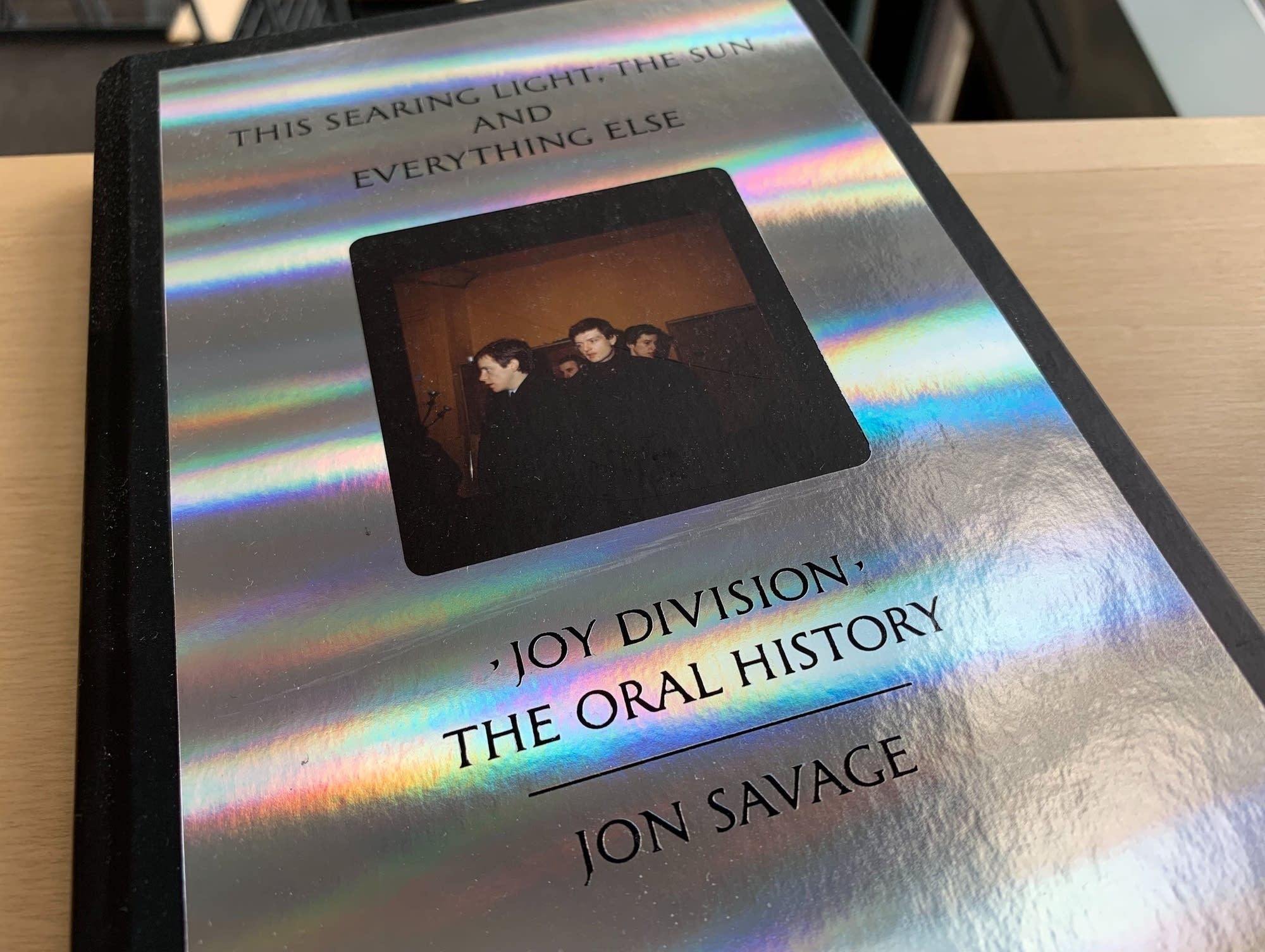 Jon Savage's 'This Searing Light, the Sun and Everything Else.'