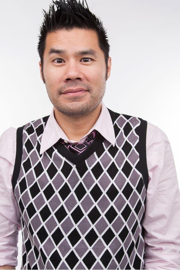 Irvin Lin (Photo: Alec Joseph Bates)