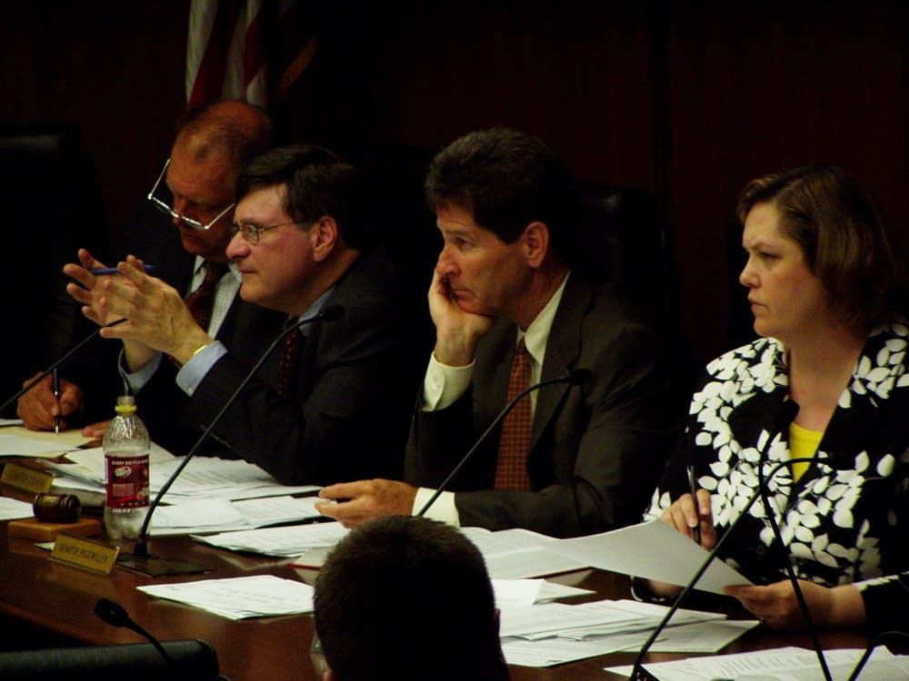 Lawmakers discuss unallotment