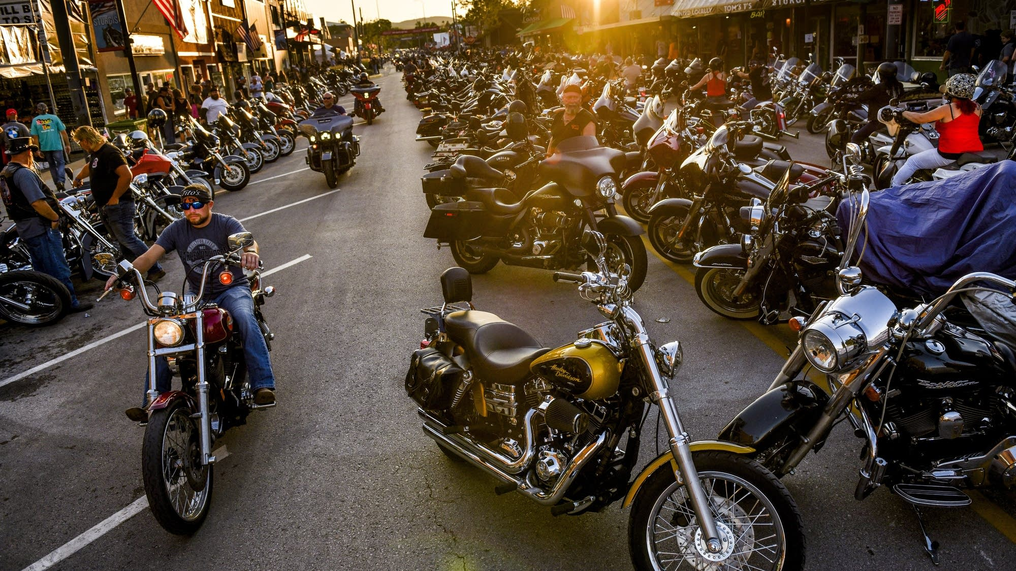 2018 Sturgis Mustang Rally: Ponycars Gallop Through the