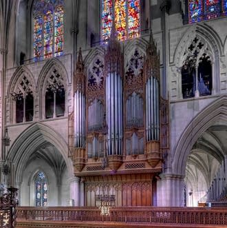 Aeolian-Skinner at the National Cathedral