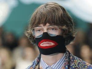 Italy Gucci Blackface