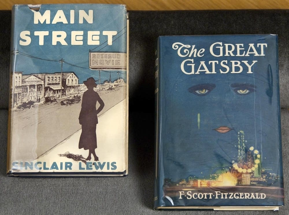 """Main Street"" and ""The Great Gatsby"""