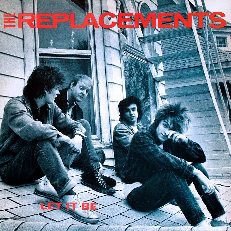 replacements, let it be, album cover