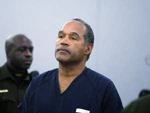 O.J. Simpson sentenced