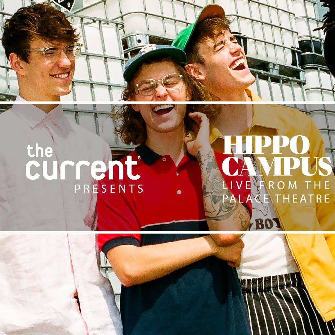 Hippo Campus live from the Palace Theatre