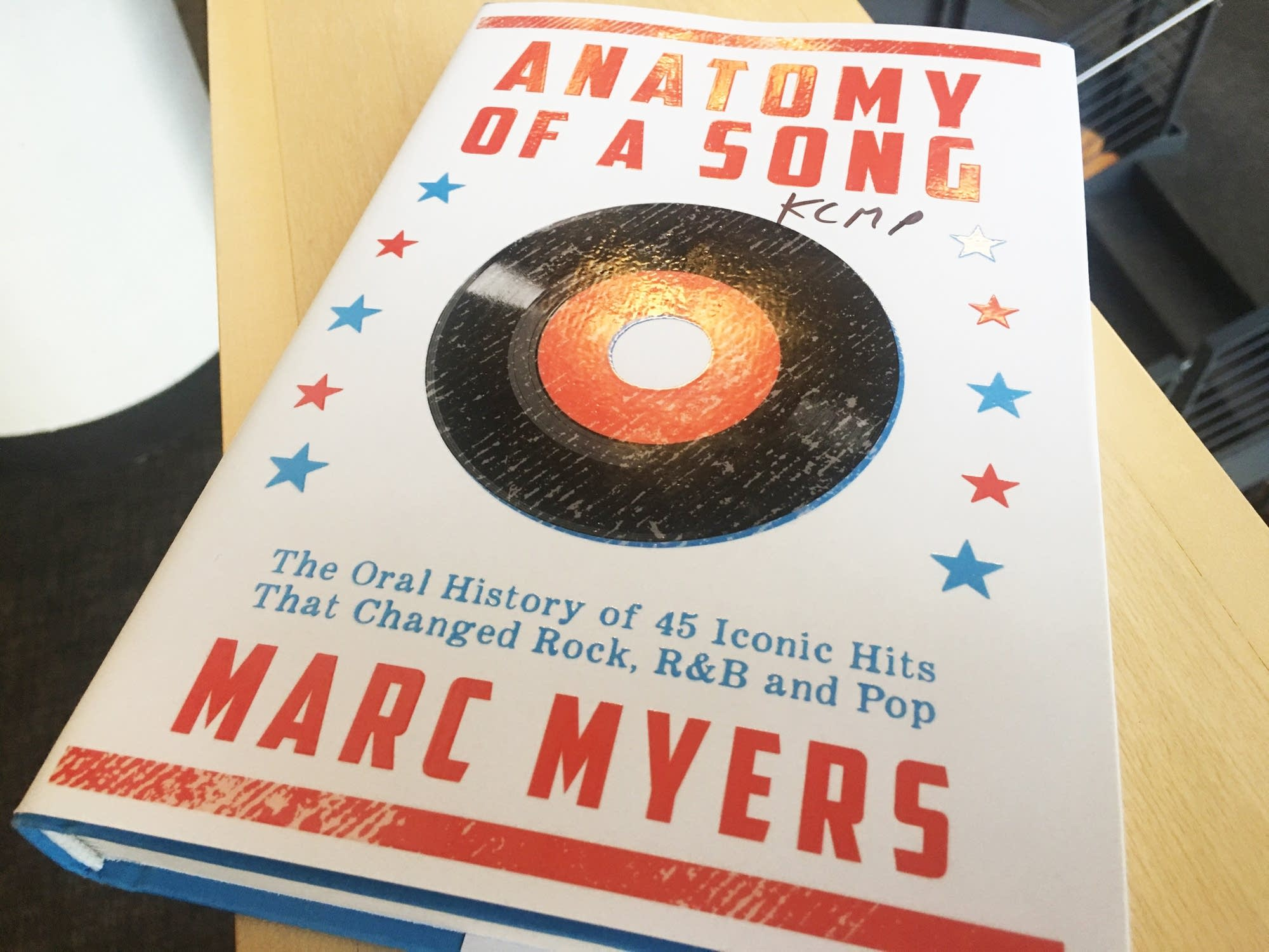 Marc Myers's 'Anatomy of a Song'