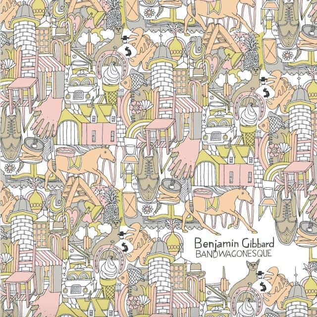 Ben Gibbard, 'Bandwagonesque'