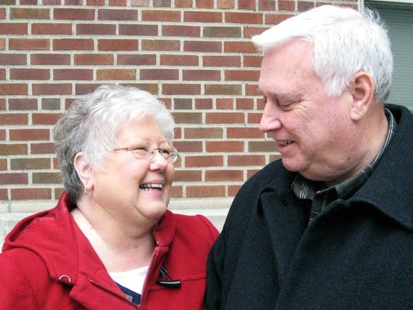 Margaret and Fred Oakde