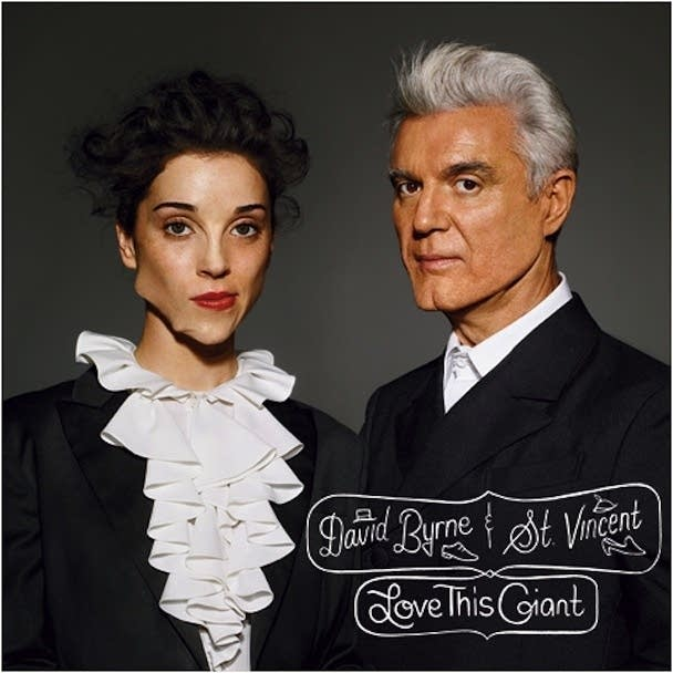 'Love This Giant' by David Byrne and St. Vincent